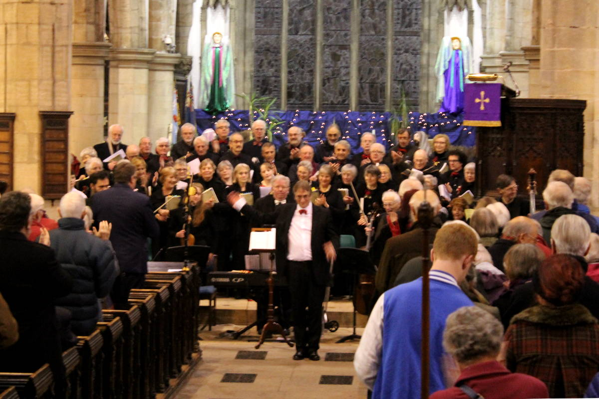 <b>A Celebration of Christmas &#8211; Sunday 13th December 2015</b><br> <strong>A Celebration of Christmas - </strong>Sunday 13th December 2015