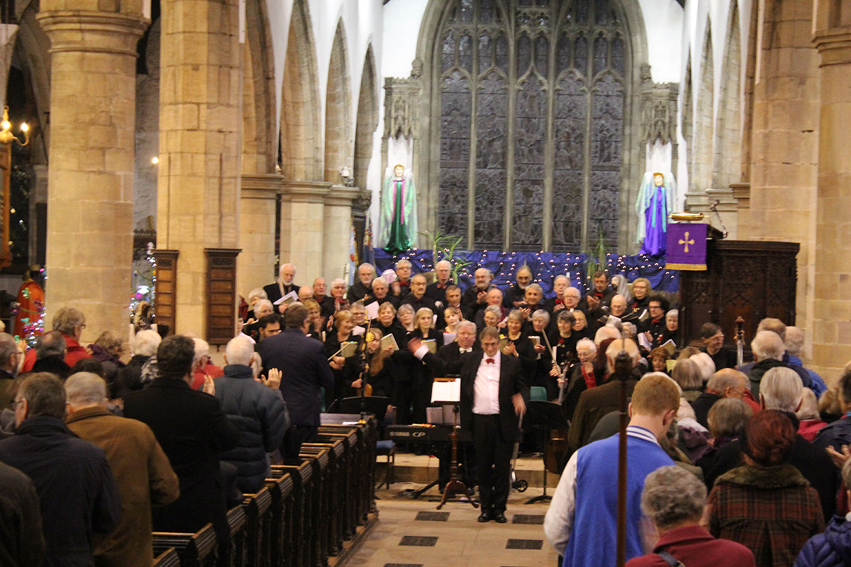 Kendal Choral - A Celebration of Christmas
