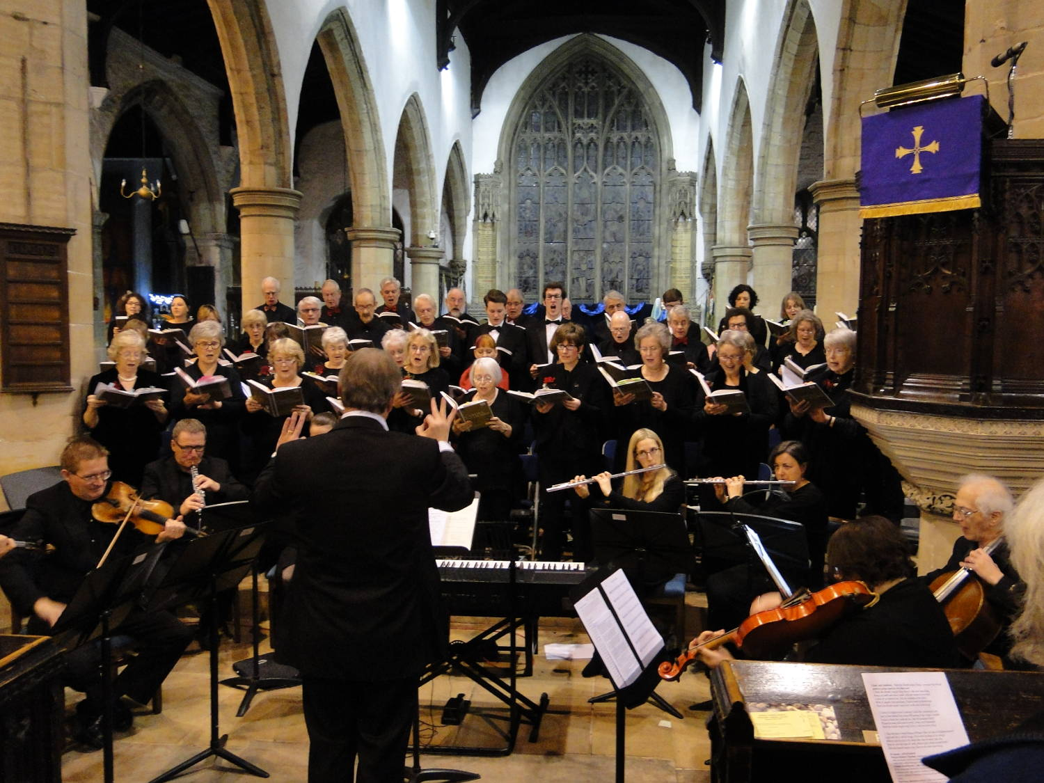<b>The Glories of Christmas Concert &#8211; 11th December 2016</b><br> 